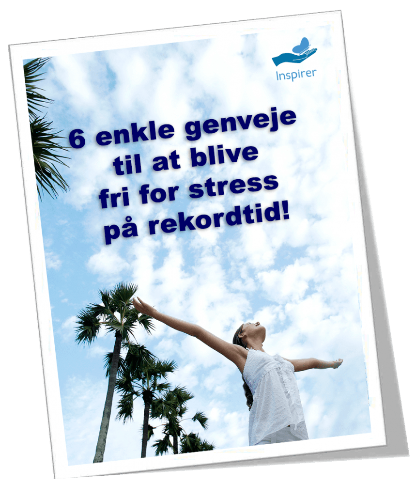 6 enkle genveje til at blive fri for stress på rekordtid